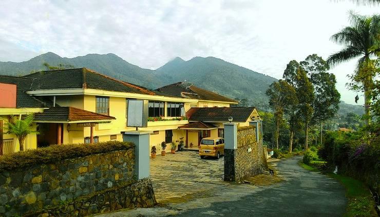 Resort Prima Coolibah Cianjur - Front Resort