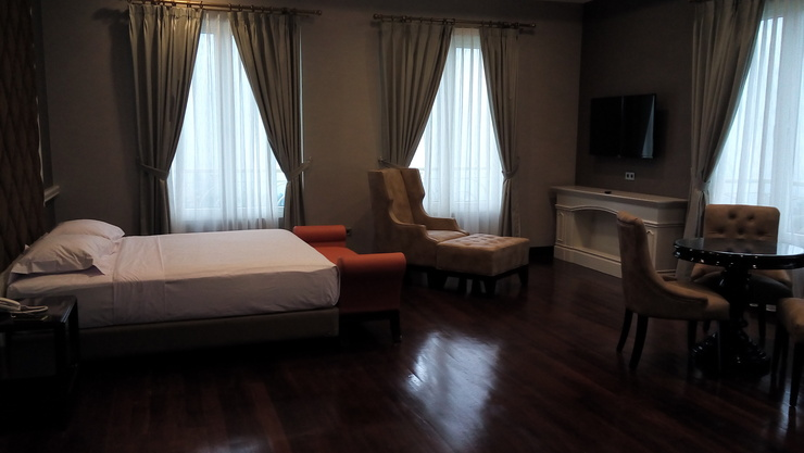 Beth Kasegaran Theresia Bogor - Bedroom