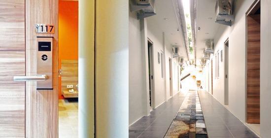 LeGreen Suite Supomo On Komplek Keuangan Jakarta - Interior