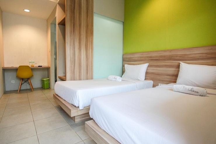 LeGreen Suite Supomo On Komplek Keuangan Jakarta - ROOM