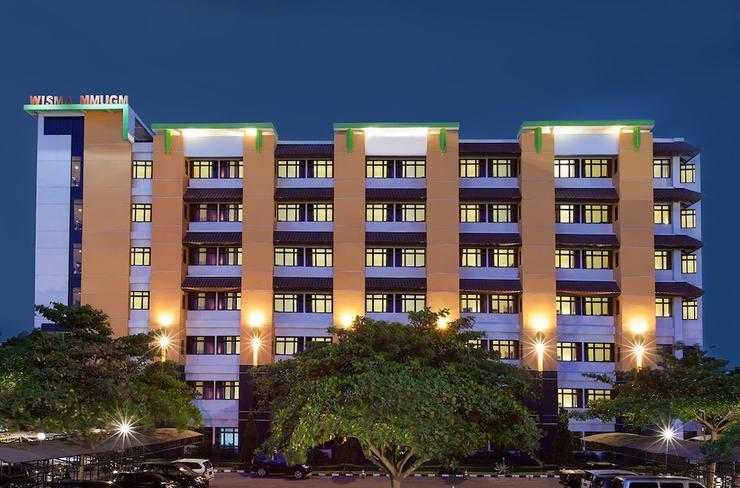 Wisma MMUGM Hotel Yogyakarta - Featured Image