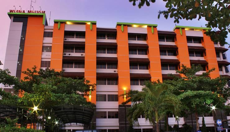 Wisma MMUGM Hotel Yogyakarta - Hotel Exterior