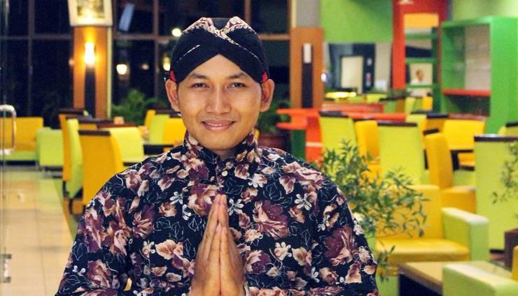 Wisma MMUGM Hotel Yogyakarta - Pintu Masuk