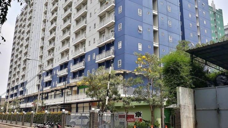 Grand Center Point Apartment Bekasi by RASI Bekasi - Facade