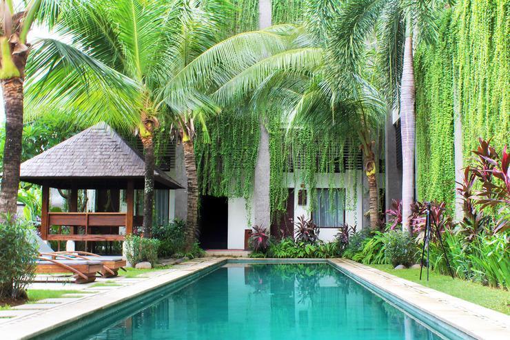 Airy Denpasar Barat Kepuh Segina 8 Bali - Pool