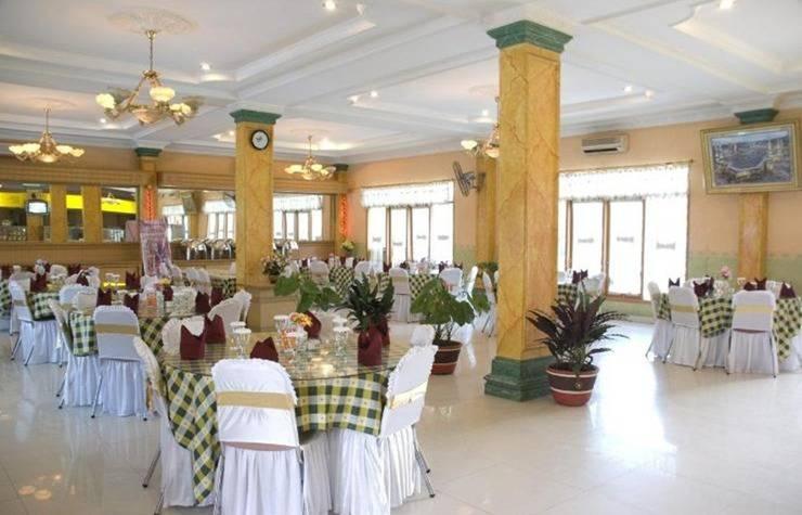 Hotel Nusantara Syariah Lampung - Restaurant