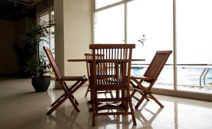 RedDoorz Apartment Margonda Residence 3 Depok - Lobi