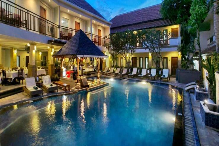 The Niche Bali - Kolam Renang