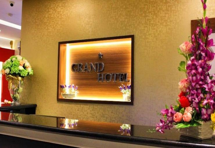 Grand Hotel Wijaya Pontianak - Resepsionis