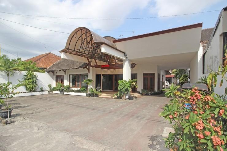RedDoorz Plus @ Taman Siswa 3 Yogyakarta - Exterior