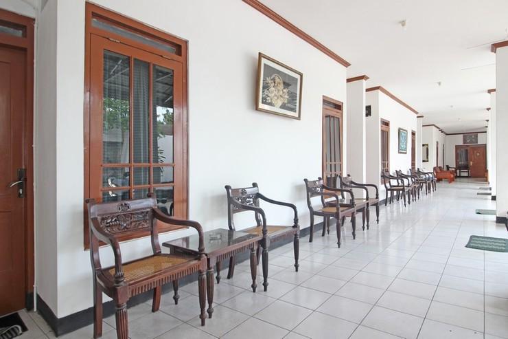 RedDoorz Plus @ Taman Siswa 3 Yogyakarta - Interior
