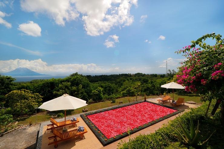 Teba Garden Hill Bali - SWIMMING POOL