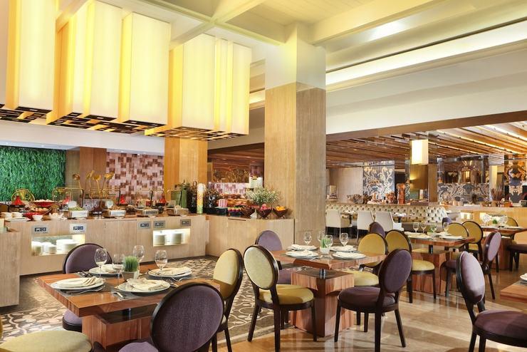 Hotel Tentrem Yogyakarta - Dining