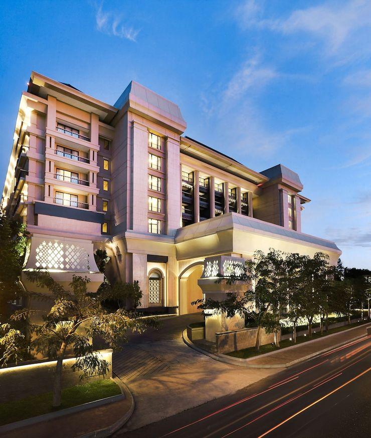 Hotel Tentrem Yogyakarta - Front of Property