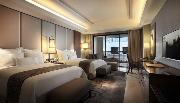 Hotel Tentrem Yogyakarta - Premier Dua Bed Terpisah