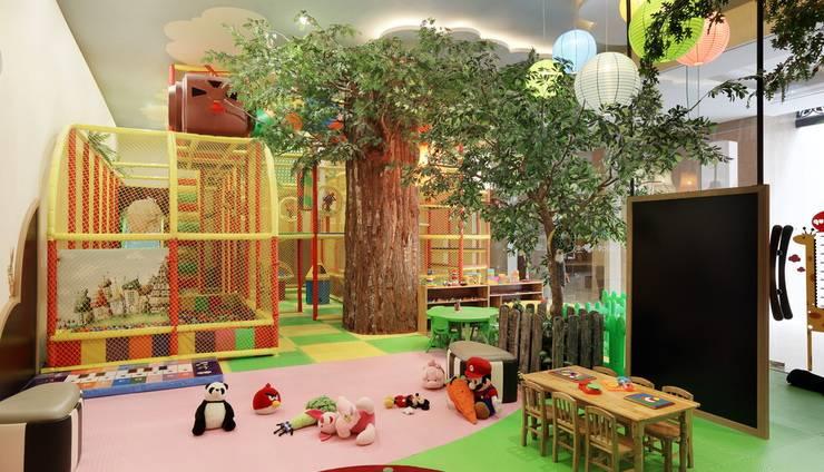Hotel Tentrem Yogyakarta - Ruang Bermain Anak-anak