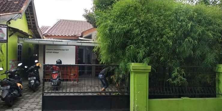 Omah Imut Yogyakarta - extereior
