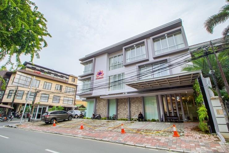 D'Padmaya Residence Jakarta - Tampak Luar