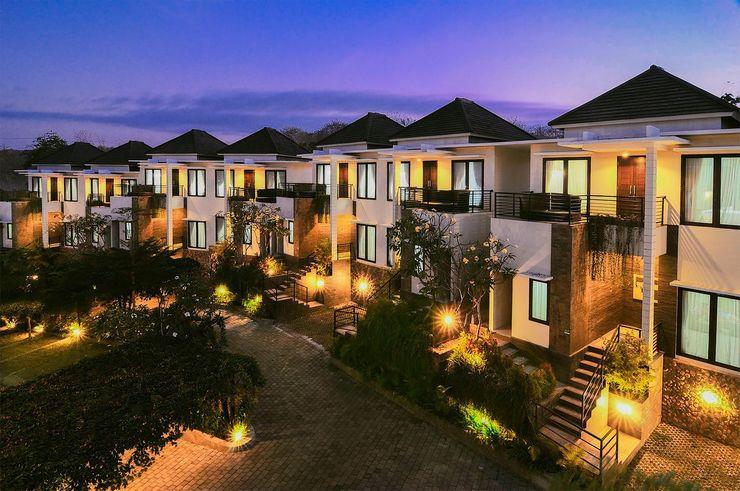 Parkside DenBukit Residence & Suite Jimbaran Bali - Facade