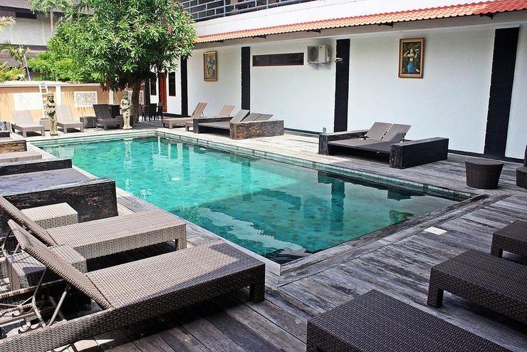 Mirah Hostel Bali - Pool