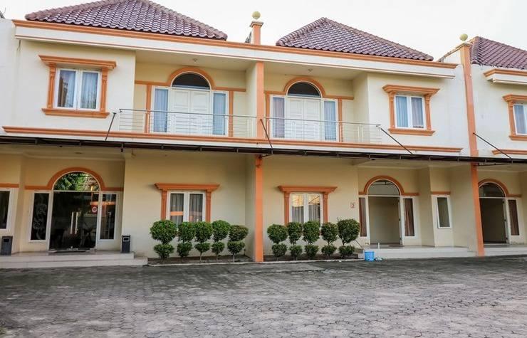 NIDA Rooms Padang Selasa 97 Palembang - Eksterior