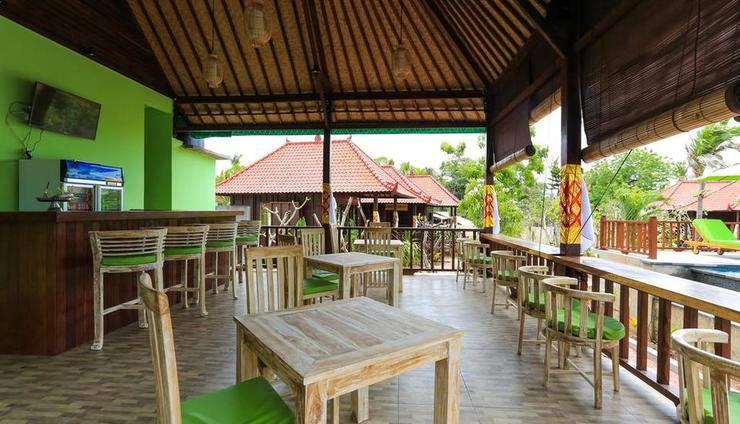 Taman Sari Villas Lembongan Bali - Interior