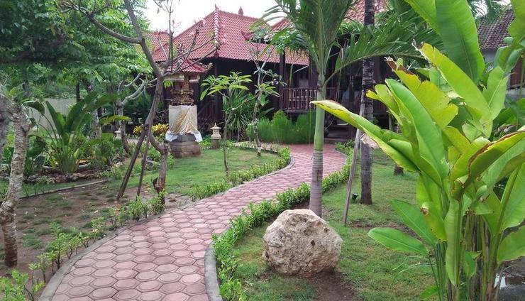 Taman Sari Villas Lembongan Bali - Eksterior