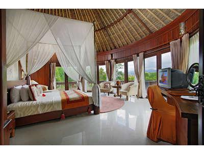Taman wana villas and spa Bali - Lagoon View Kamar 100 m2