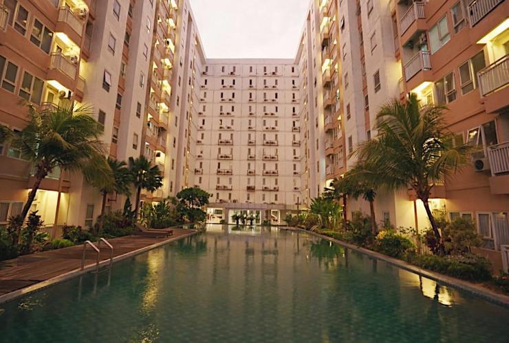 Golom 11 at Malioboro City Apartment Yogyakarta - Hotel Facilities