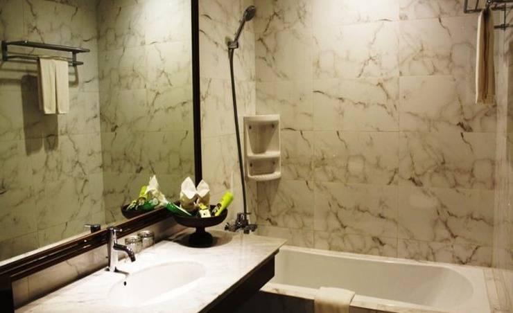 The Sidji Hotel Pekalongan Pekalongan - Kamar mandi