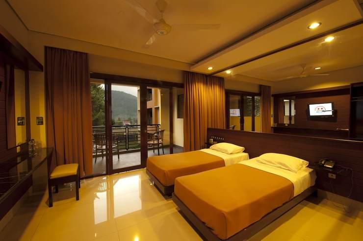 Hotel Bintang Tawangmangu - Featured Image