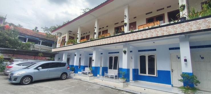 Hotel Nakula Sadewa 2 Bandungan Semarang - Exterior