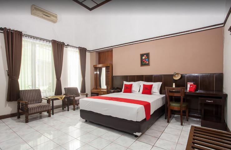 Splendid Hotel Malang - room