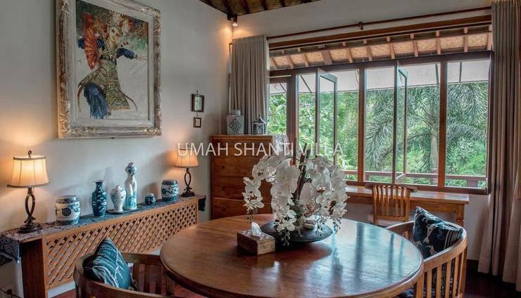 Villa Umah Shanti Bali - Interior
