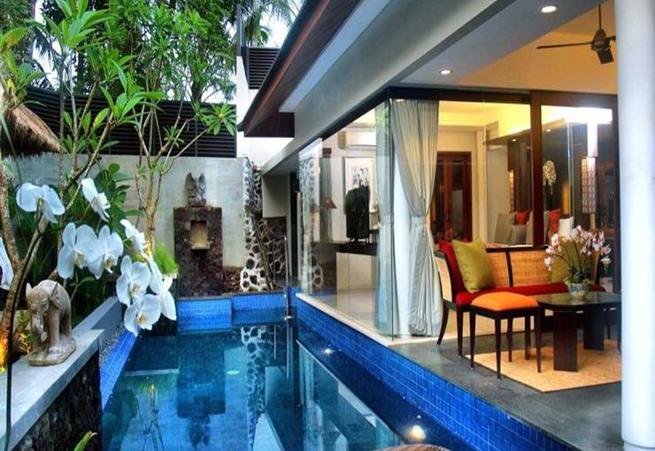 Royal Kamuela Villas & Suites at Monkey Forest Ubud - Kolam Renang