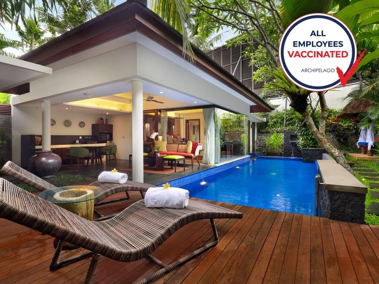 Royal Kamuela Villas & Suites at Monkey Forest Ubud - Vaccinated