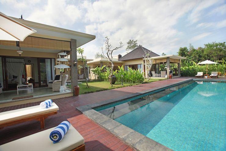 Villa Nirvana Bali - Indoor Pool