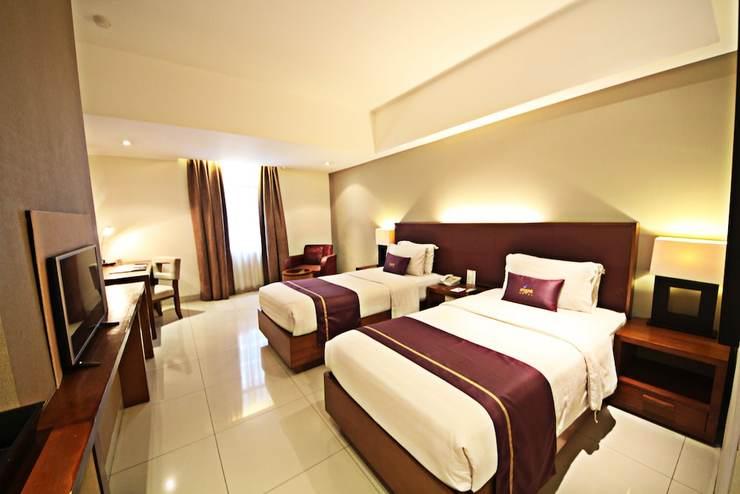 Anggrek Shopping Hotel Bandung - Featured Image
