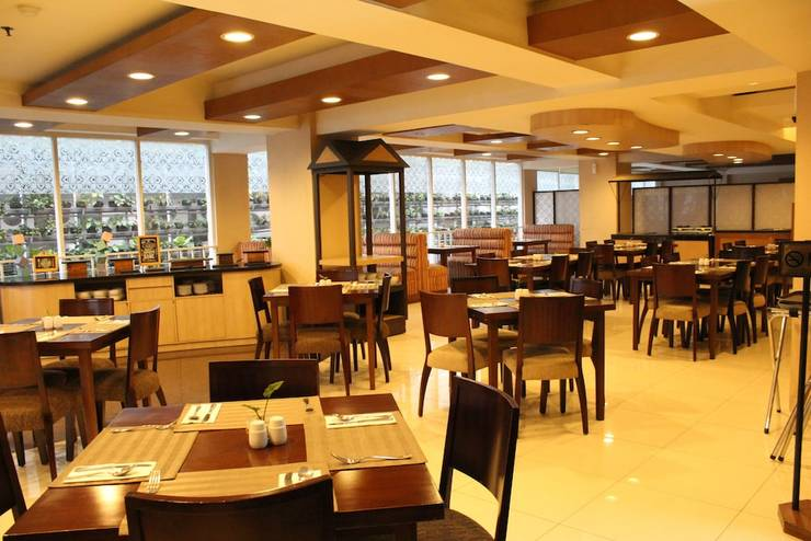Anggrek Shopping Hotel Bandung - Restaurant