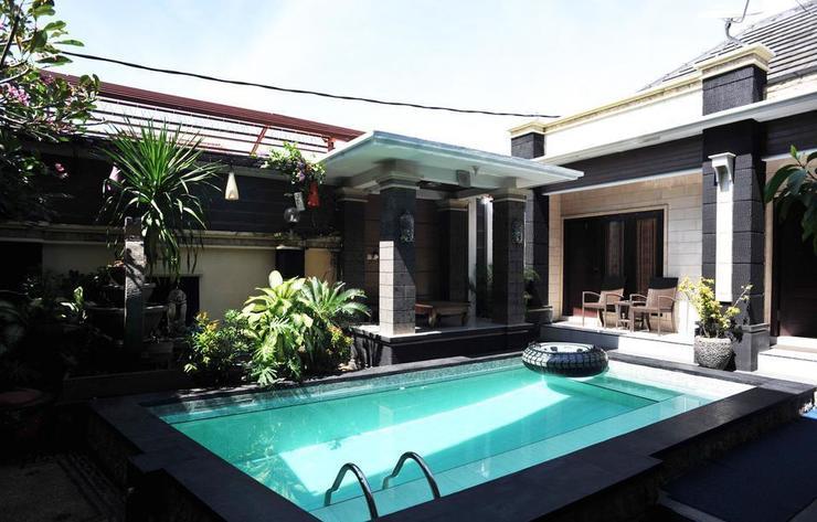 Airy Eco Jimbaran Bantas Kangin 6 Bali Bali - Swimming Pool