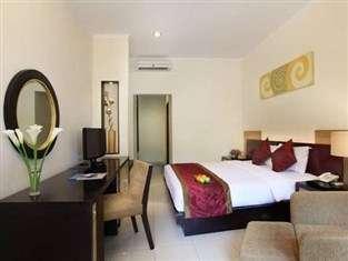 Adhi Jaya Hotel Bali - Kamar Deluxe