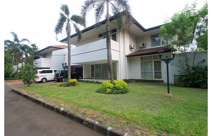 Villa Mediapura Pejaten Jakarta - Villa Siaga Raya 77