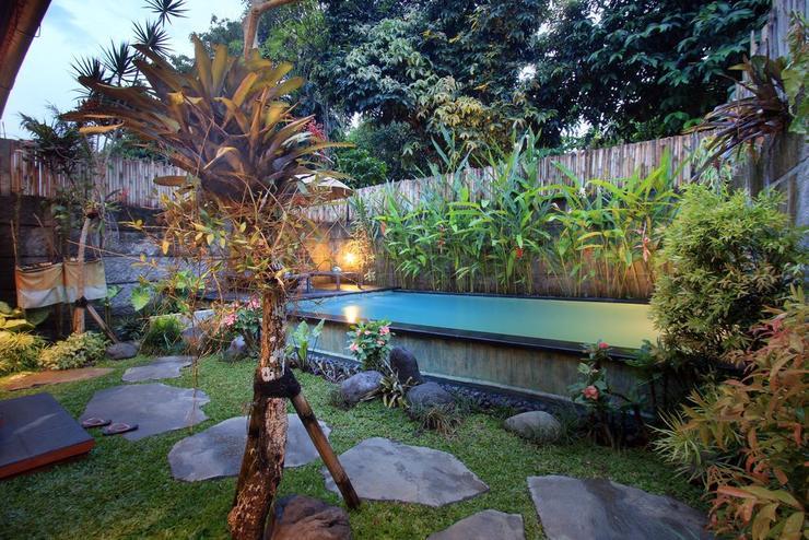 The Forest Villa Ubud Bali -