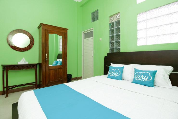 Airy Eco Syariah STTA Pelem Lor Gang Dewandaru Dua Yogyakarta - Double