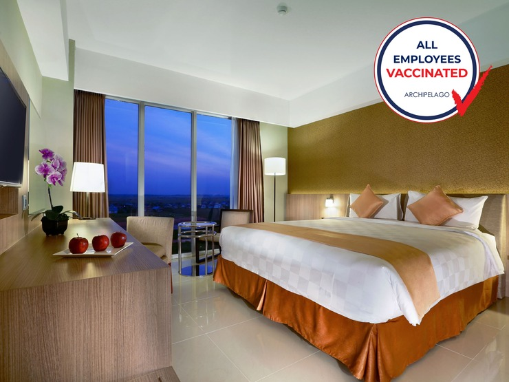 Aston Banua Banjarmasin Hotel & Convention Center Banjarmasin - Hotel Vaccinated