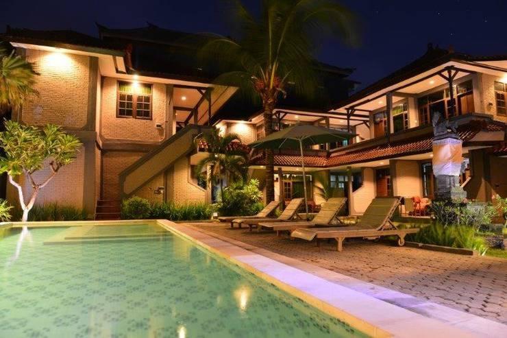 Amazing Cabin Bali - Kolam Renang
