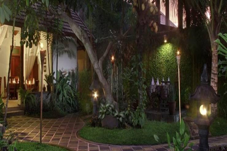 Rumah Mertua Boutique Hotel Yogyakarta - Eksterior