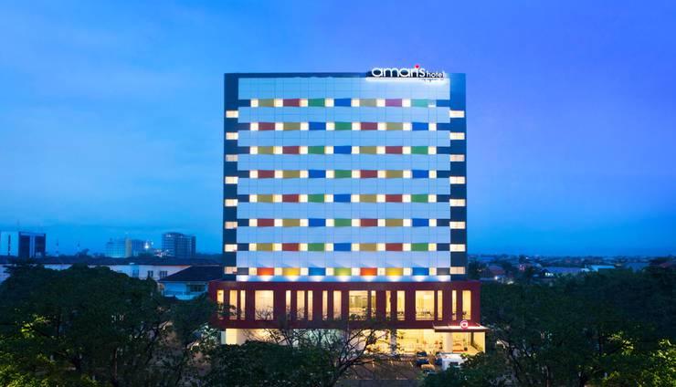 Amaris Hotel Pettarani Makassar - Bangunan hotel