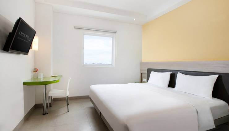 Amaris Hotel Pettarani Makassar - Smart Room Hollywood (SMH)
