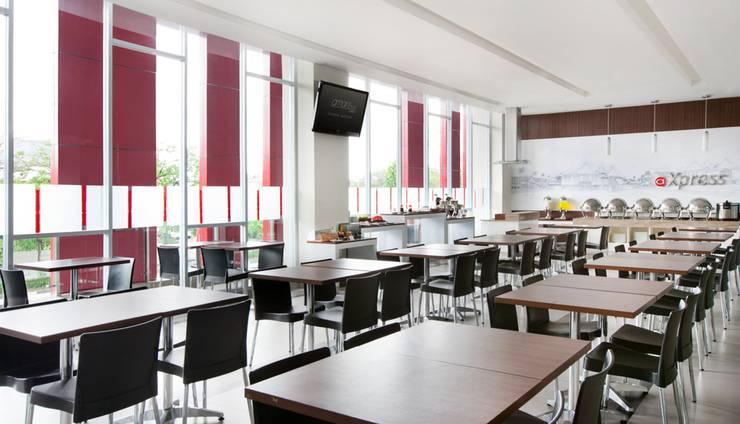 Amaris Hotel Pettarani Makassar - Restoran (@Xpress)
